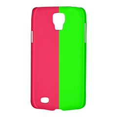 Neon Red Green Galaxy S4 Active