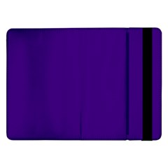 Plain Violet Purple Samsung Galaxy Tab Pro 12.2  Flip Case