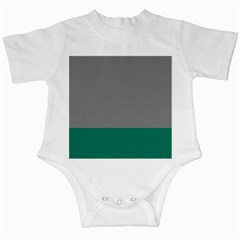 Trolley Grey Green Tropical Infant Creepers
