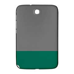 Trolley Grey Green Tropical Samsung Galaxy Note 8.0 N5100 Hardshell Case