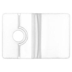 Plain White Kindle Fire HDX Flip 360 Case
