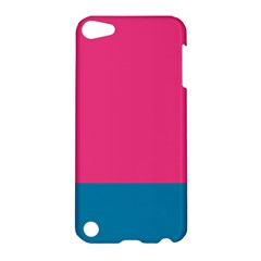 Trolley Pink Blue Tropical Apple iPod Touch 5 Hardshell Case