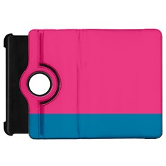 Trolley Pink Blue Tropical Kindle Fire HD 7