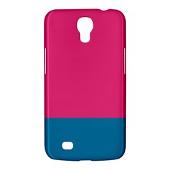 Trolley Pink Blue Tropical Samsung Galaxy Mega 6.3  I9200 Hardshell Case