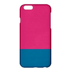 Trolley Pink Blue Tropical Apple iPhone 6 Plus/6S Plus Hardshell Case