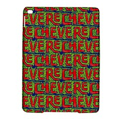 Typographic Graffiti Pattern iPad Air 2 Hardshell Cases
