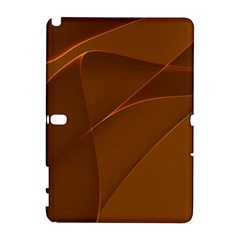 Brown Background Waves Abstract Brown Ribbon Swirling Shapes Galaxy Note 1