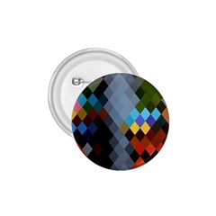 Diamond Abstract Background Background Of Diamonds In Colors Of Orange Yellow Green Blue And More 1 75  Buttons