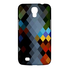 Diamond Abstract Background Background Of Diamonds In Colors Of Orange Yellow Green Blue And More Samsung Galaxy Mega 6 3  I9200 Hardshell Case