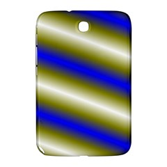 Color Diagonal Gradient Stripes Samsung Galaxy Note 8.0 N5100 Hardshell Case
