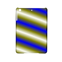 Color Diagonal Gradient Stripes iPad Mini 2 Hardshell Cases