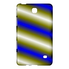 Color Diagonal Gradient Stripes Samsung Galaxy Tab 4 (7 ) Hardshell Case