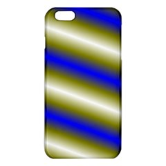 Color Diagonal Gradient Stripes iPhone 6 Plus/6S Plus TPU Case