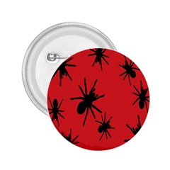 Illustration With Spiders 2 25  Buttons