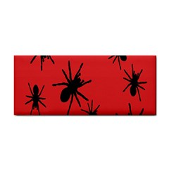 Illustration With Spiders Cosmetic Storage Cases