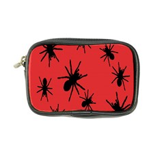 Illustration With Spiders Coin Purse