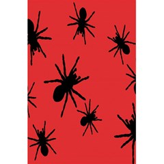 Illustration With Spiders 5.5  x 8.5  Notebooks