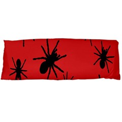 Illustration With Spiders Body Pillow Case Dakimakura (Two Sides)