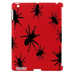 Illustration With Spiders Apple Ipad 3/4 Hardshell Case (compatible With Smart Cover)