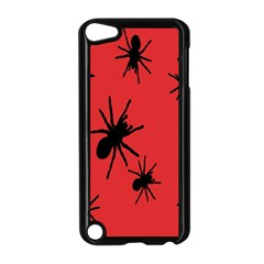 Illustration With Spiders Apple iPod Touch 5 Case (Black)