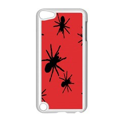 Illustration With Spiders Apple iPod Touch 5 Case (White)
