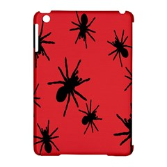 Illustration With Spiders Apple Ipad Mini Hardshell Case (compatible With Smart Cover)