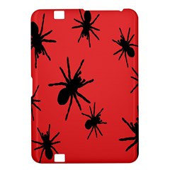 Illustration With Spiders Kindle Fire HD 8.9
