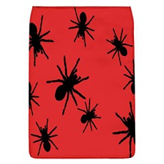 Illustration With Spiders Flap Covers (l)
