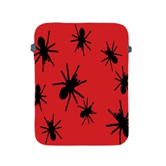 Illustration With Spiders Apple Ipad 2/3/4 Protective Soft Cases