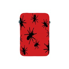 Illustration With Spiders Apple iPad Mini Protective Soft Cases
