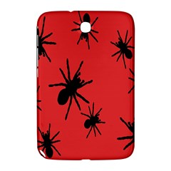 Illustration With Spiders Samsung Galaxy Note 8 0 N5100 Hardshell Case
