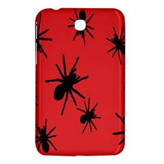 Illustration With Spiders Samsung Galaxy Tab 3 (7 ) P3200 Hardshell Case