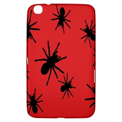 Illustration With Spiders Samsung Galaxy Tab 3 (8 ) T3100 Hardshell Case