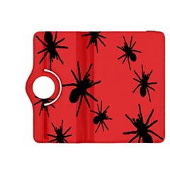 Illustration With Spiders Kindle Fire HDX 8.9  Flip 360 Case