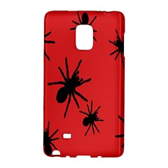 Illustration With Spiders Galaxy Note Edge