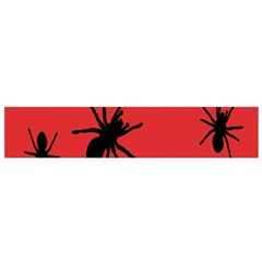 Illustration With Spiders Flano Scarf (small)