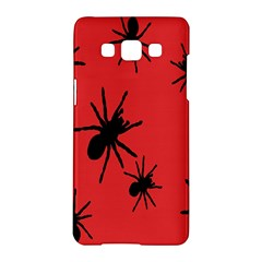 Illustration With Spiders Samsung Galaxy A5 Hardshell Case