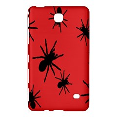 Illustration With Spiders Samsung Galaxy Tab 4 (7 ) Hardshell Case