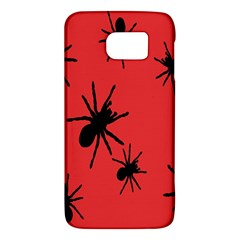 Illustration With Spiders Galaxy S6