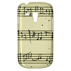 Music Notes On A Color Background Galaxy S3 Mini