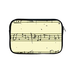 Music Notes On A Color Background Apple Macbook Pro 13  Zipper Case