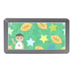 Football Kids Children Pattern Memory Card Reader (Mini)