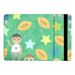 Football Kids Children Pattern Samsung Galaxy Tab Pro 10.1  Flip Case