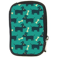 Happy Dogs Animals Pattern Compact Camera Cases