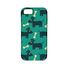 Happy Dogs Animals Pattern Apple Iphone 5 Classic Hardshell Case (pc+silicone)