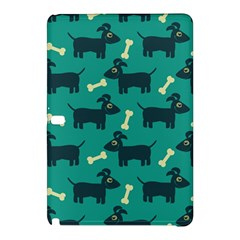 Happy Dogs Animals Pattern Samsung Galaxy Tab Pro 12.2 Hardshell Case