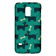 Happy Dogs Animals Pattern Galaxy S5 Mini