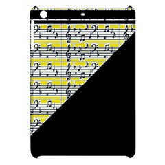 Note Abstract Paintwork Apple iPad Mini Hardshell Case