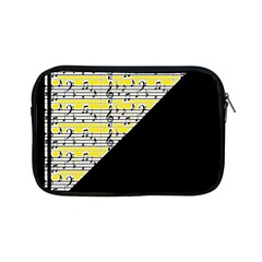 Note Abstract Paintwork Apple Ipad Mini Zipper Cases