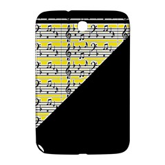 Note Abstract Paintwork Samsung Galaxy Note 8.0 N5100 Hardshell Case